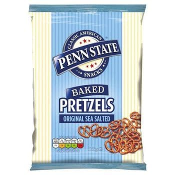 Penn State Salted Pretzels 175G