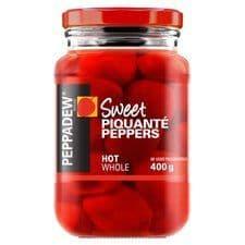 Peppadew Hot Piquante Peppers 400G