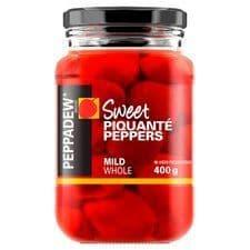 Peppadew Mild Piquante Peppers 400G
