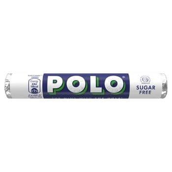 Polo Sugar Free Mints Roll 33.4G (C)