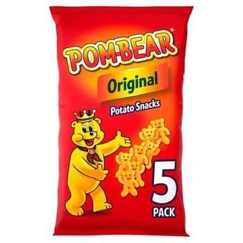 Pom Bear Original 13G X 5 Packs