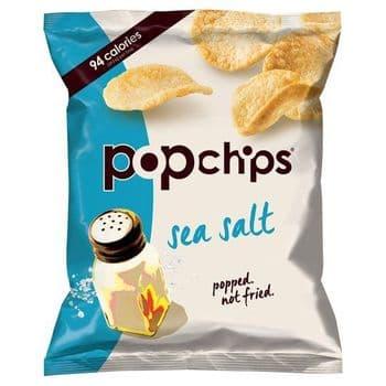 Popchips Original Popped Potato Chips 23G