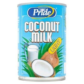 Pride Coconut Milk Light 400Ml