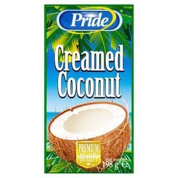 Pride Creamed Coconut 198G