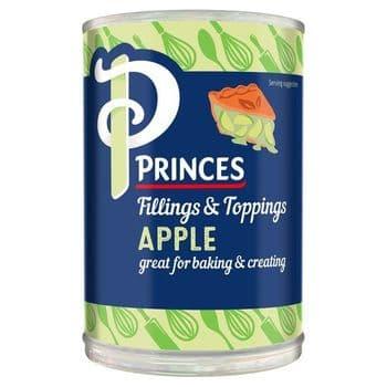 Princes Apple Fruit Filling 395G