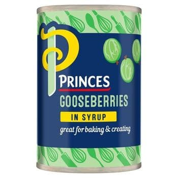Princes Gooseberries In Syrup 300G
