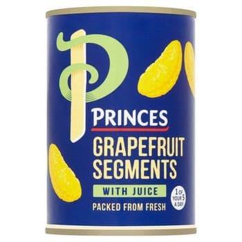 Princes Grapefruit In Juice 411G