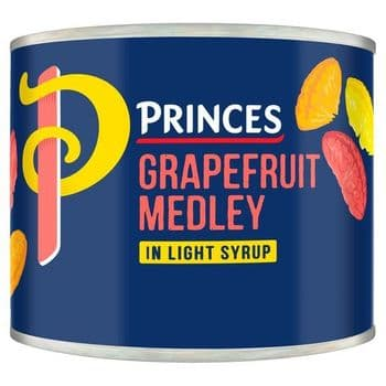 Princes Grapefruit Medley 210G
