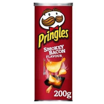Pringles Bacon 200G
