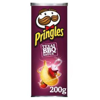 Pringles Bbq 200G