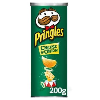 Pringles Cheese And Onion 200G