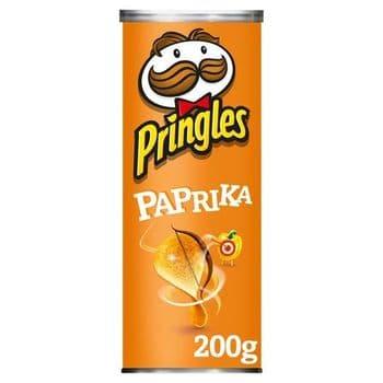 Pringles Hot Paprika 200G