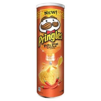Pringles Piri Piri Chicken 180G
