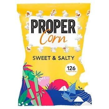 Propercorn Sweet & Salty 90G Sharing Bag
