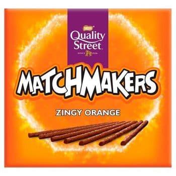 Quality Street Orange Matchmakers 120G