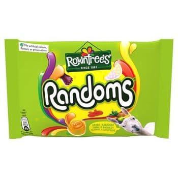 Rowntrees Random Bag 50G
