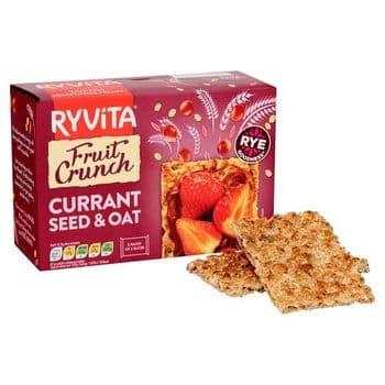 Ryvita Fruit Crunch Crisp Bread 200G