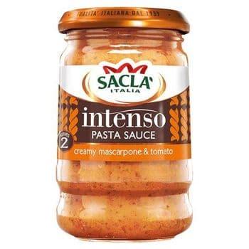 Sacla Ripened Tomato & Mascarpone Stir In 190G