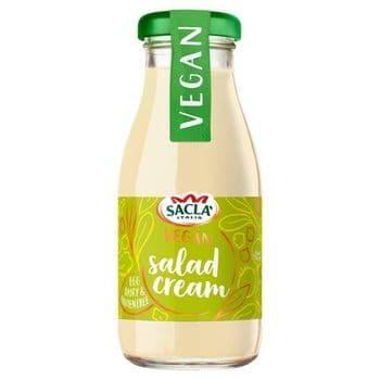 Sacla Vegan Salad Cream 250Ml