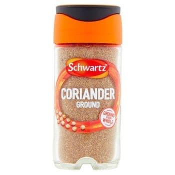Schwarts Ground Coriander 24G Jar