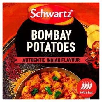 Schwartz Authentic Bombay Potatoes 33G