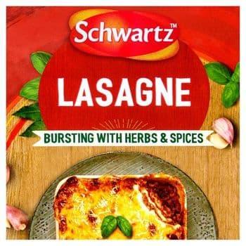 Schwartz Authentic Mix For Lasagne 36G