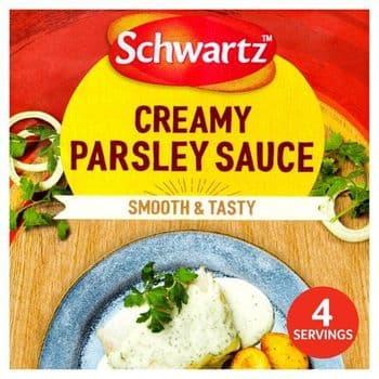 Schwartz Creamy Parsley Sauce 26G