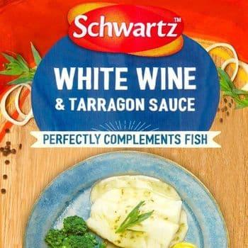 Schwartz Fish French White Wine& Tarrogan Sauce 300G