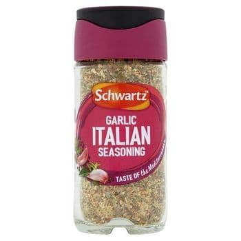 Schwartz Garlic Italian Sauce Seasoning 43G