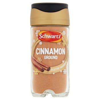 Schwartz Ground Cinnamon 39G