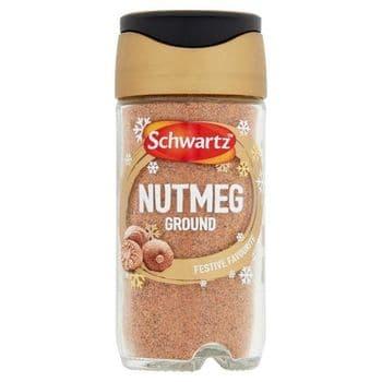 Schwartz Ground Nutmeg 32G