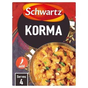 Schwartz Indian Korma 35G