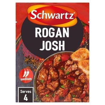 Schwartz Indian Rogan Josh Mix 35G