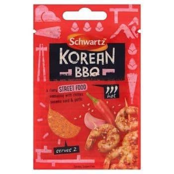 Schwartz Korean Seasoning 14G