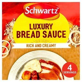 Schwartz Luxury Bread Sauce 40G