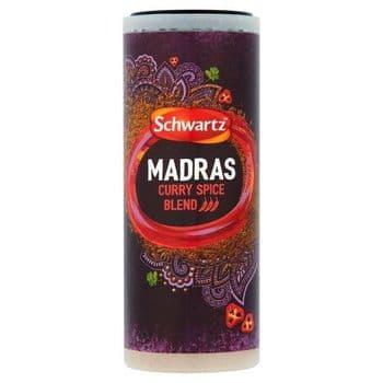 Schwartz Madras Curry Spice 90G