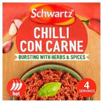 Schwartz Mix Chilli Con Carne Casserole 41G