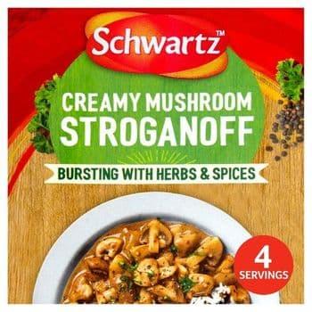 Schwartz Mushroom Strogonoff Mix 35G