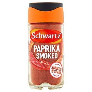 Schwartz Paprika Smoked 40G