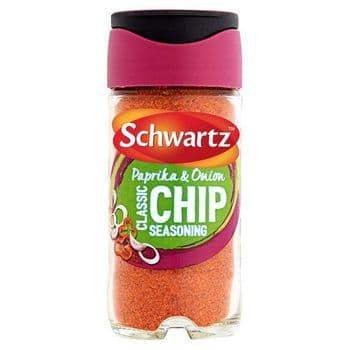 Schwartz Perfect Shake Chips Seasoning 55G