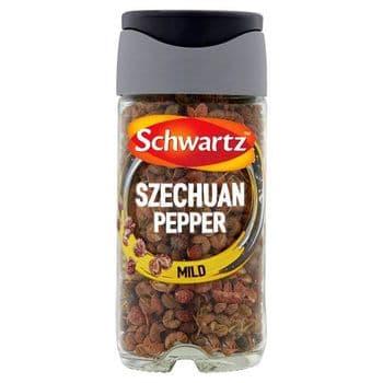 Schwartz Szechuan Pepper 15G Jar