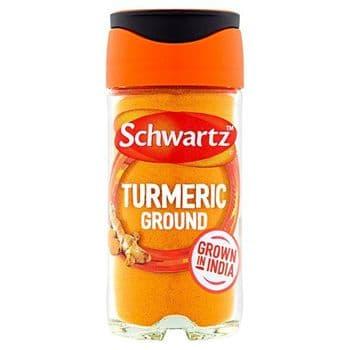 Schwartz Turmeric 37G