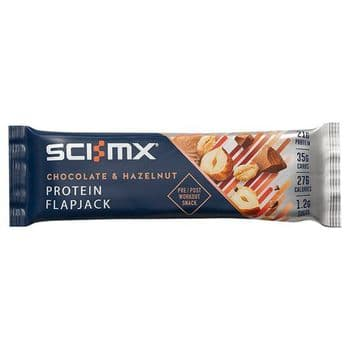 Sci-Mx Protein Flapjack Chocolate & Hazelnut 80G