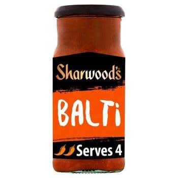Sharwoods Balti Medium Sauce 420G