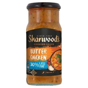 Sharwoods Butter Chicken Cooking Sauce 420G