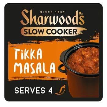 Sharwoods Slow Cooker Tikka Masala Sauce 170G