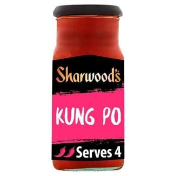 Sharwoods Szechuan Kung Po Sauce 425G