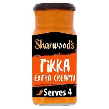 Sharwoods Tikka Creamy 420G