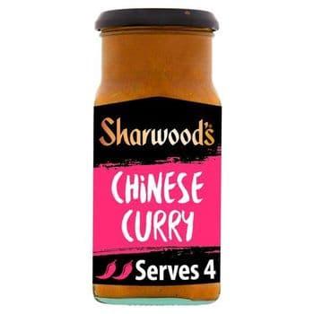 Sharwwods Chinese Curry 425G