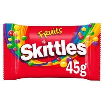 Skittles Fruit Bag 45G